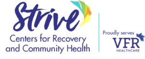 Strive Centers for Recovery Logo